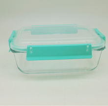 absorb noise silicone lid glass food container