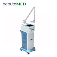 0.1mm - 2.6mm adjustable 2 working mode laser equipment co2 fractional for pigment removal