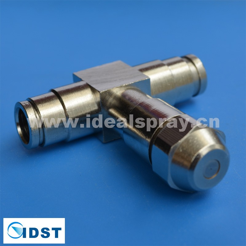 (3~120bar) Fog misting nozzle for cooling and humidification, misting cooling system accessories