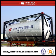 Directly factory Hot Sale 20ft ISO liquid Tank Container for shipping