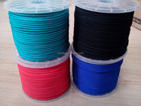High Quality PP Nylon Polyester 16mm braided rope For sale