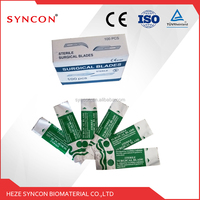 Disposable Surgical Scalpel , surgical blades