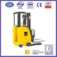CE appproved DC motor electric forklift truck with forks