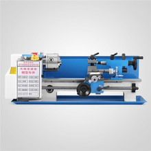 550W Precision Metalworking Tooling Milling 2500RPM Woodworking Mini Metal Lathe