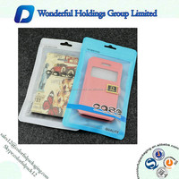 Foil ziplock bag cell phone case packaging retail customized logo