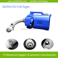 Electric ULV cold fogger machine, ULV misting fogger