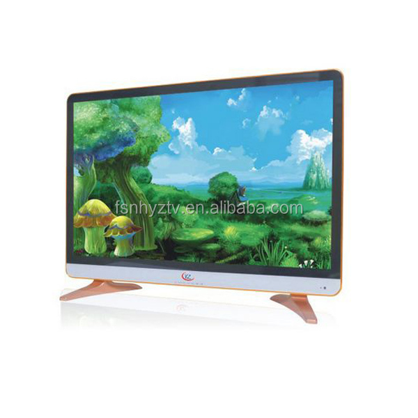 Rose Gold colo Fashion and cheap price led tv 32 inch led tv