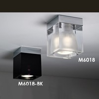 Modern Osram GU10 halogen or LED Ice Cube Crystal Ceiling Downlight,M6018