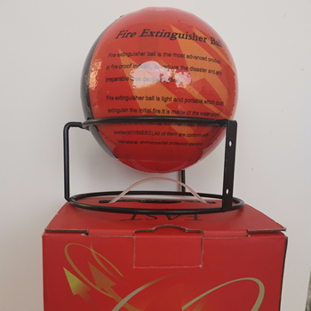 Fire Fighting Equipment Automatic ABC fire extinguisher ball with stand