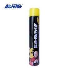 2017 hot new products construction insulation expandable pu foam sealant