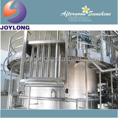 Complete fresh milk powder processing project/dairy machines