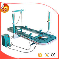 Geely ck parts well-designed durbale auto body frame machine
