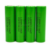 100% import from Korea LG18650MJ1 3500mAh 10A 3.7V li-ion rechargeable battery for electric vehicle battery
