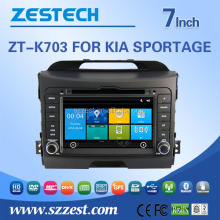 Auto Electronics/car gps navigation dvd player car gps for Kia Sportage ZT-K703