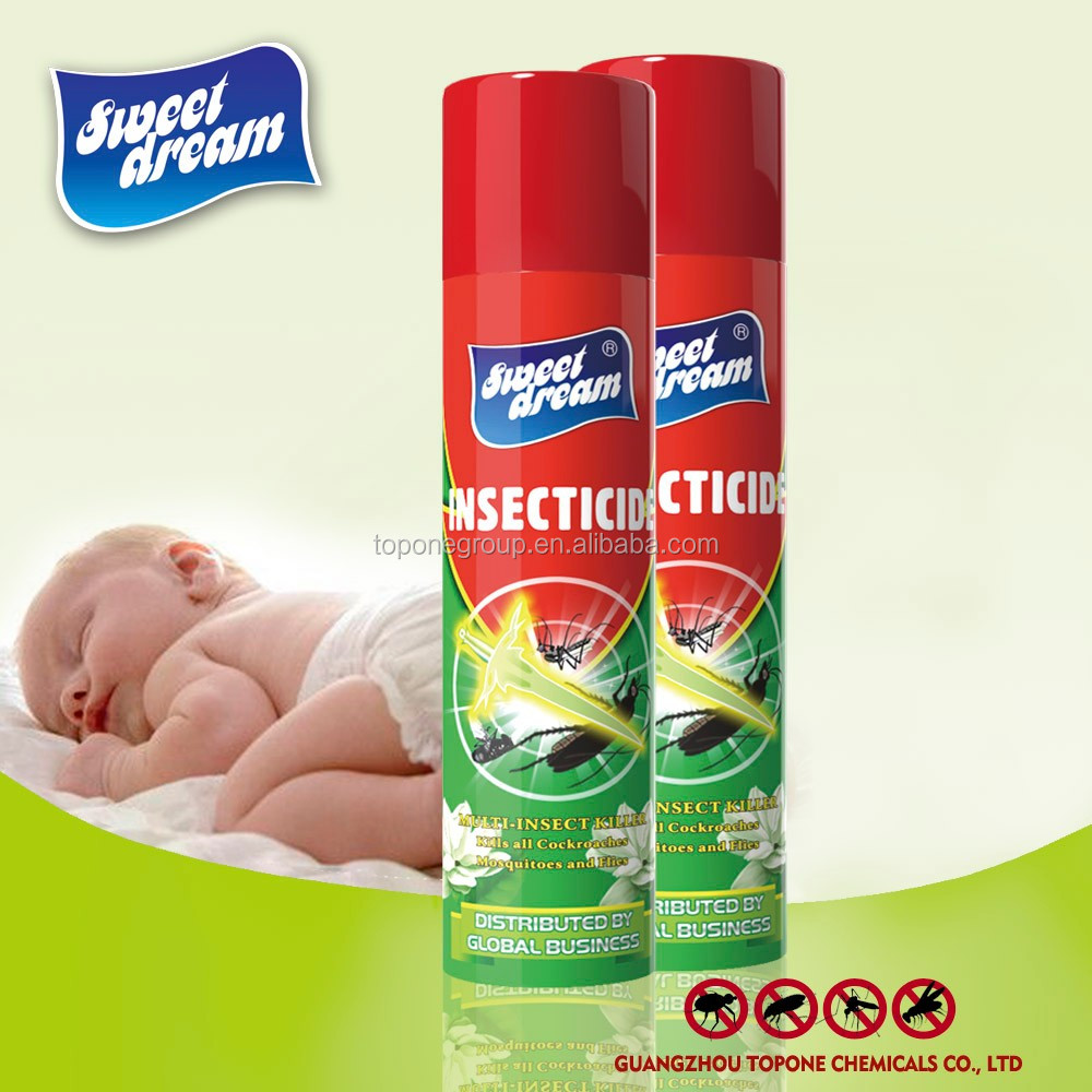 Insect Killer 600ml Sweet Dream Brand Insecticide Spray For All