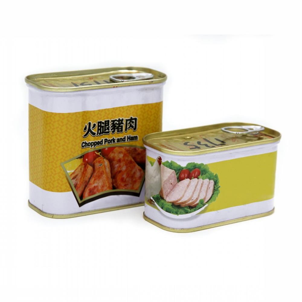 Ready-to-eat, snack canned corned beef 340g(about 11oz)