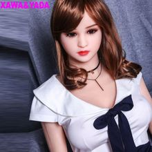 2017 Newest American Style Cute Japanese Girl Women Lady Full Size Silicone Sex Dolls for Men
