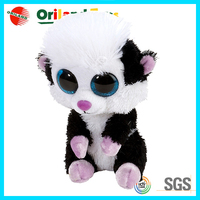 Printed Custom stuffed animals with big eyes