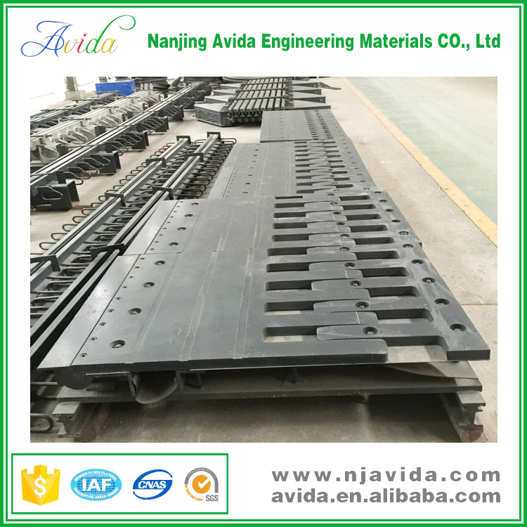 Watertight Corrosion Resistant Steel Plate Horizontal Expansion Joint on Bridges