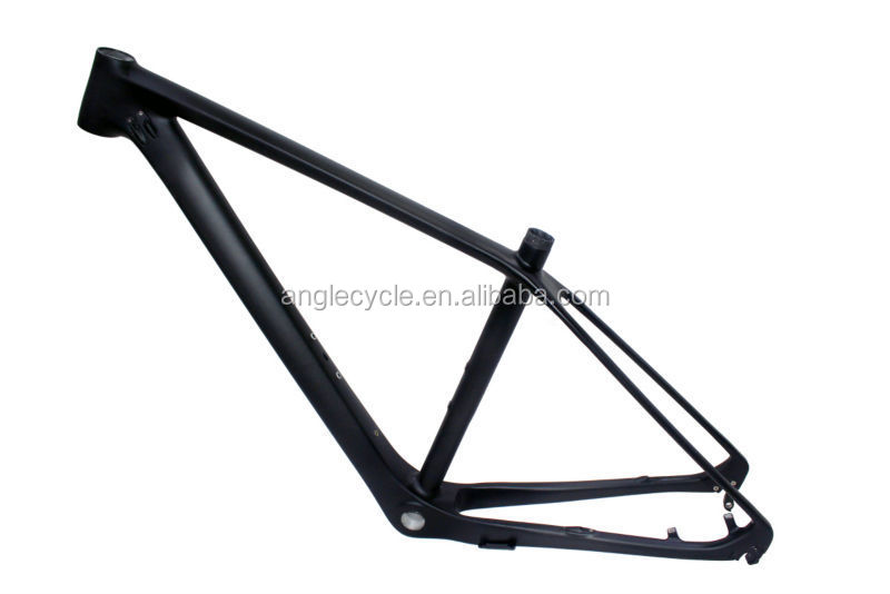 Inner Cable Routing 29er MTB Hardtail Carbon Frame, 29er MTB Mountain Bike Carbon Frames Di2 Compatible Hardtail