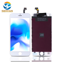 mobile spare parts lcd digitizer separate machine for iphone 6,lcd digitizer touch for iphone 6