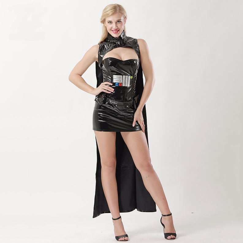 H3845 Burlesque Outfits Cosplay Star Wars Halloween Costumes