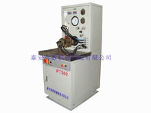 High quality of the PT nozzle flow test rig