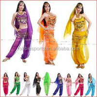 2014 New Sexy Professional Egyptian Belly Dance Costumes