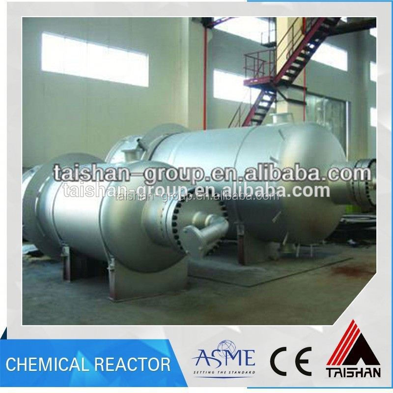China Manufacture For Glass Lined Reactor Fixed Bed Reactor