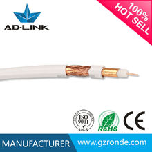 Factory Supply rg11 solid copper coaxial cable