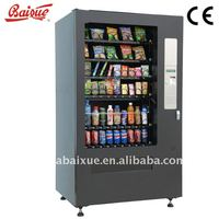 Snack,Bottle,Can refrigerated Vending machine VCM-5000, CE certified,ETL,UL,RoHS standard