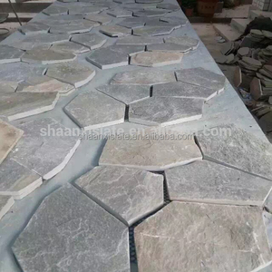 natural rusty crazy paving slate stone