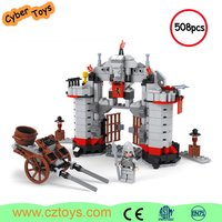 Fast selling electric saft building blocks for children