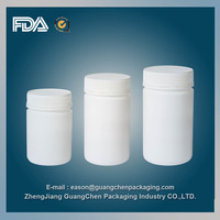 Medicine Plastic Bottle Packaging Pill Bottles