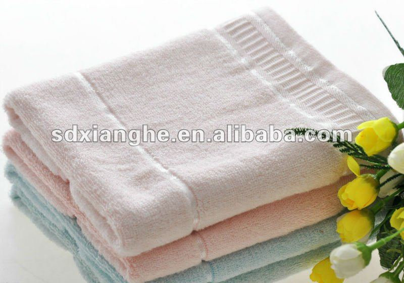100 Cotton Jacquard Hotel Hand Towel