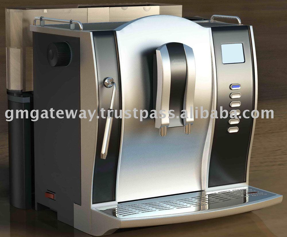 GMG FULLY AUTO COFFEE MACHINE