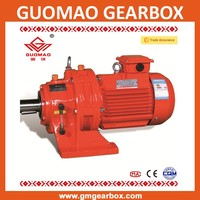 30years history Manufacturer High torque XB series cycloidal 11to 1 ratio windmill gearbox
