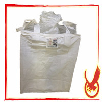 used jumbo bag UV treated Chemical Industry pp 4-panel container bag FIBC bags