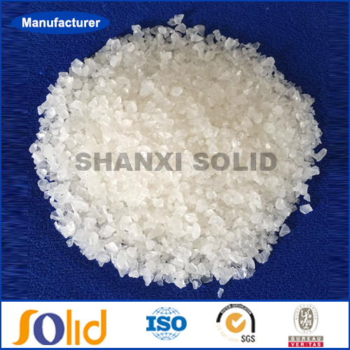 High purity aluminum sulfate granule for water treatment