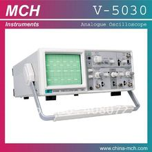 low cost oscilloscope MCH-V5030 30MHz Analog Oscilloscope for students