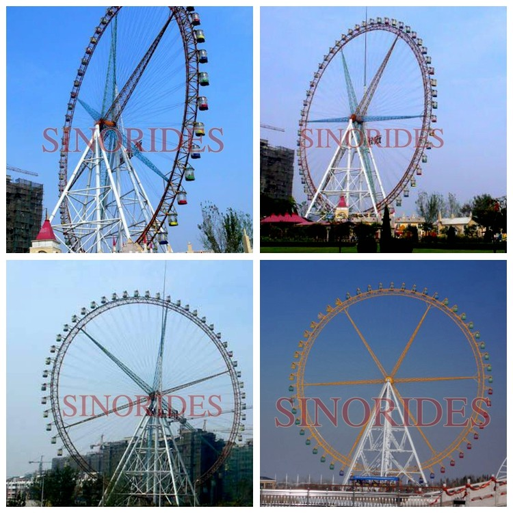 88m giant ferris wheel rides for sale
