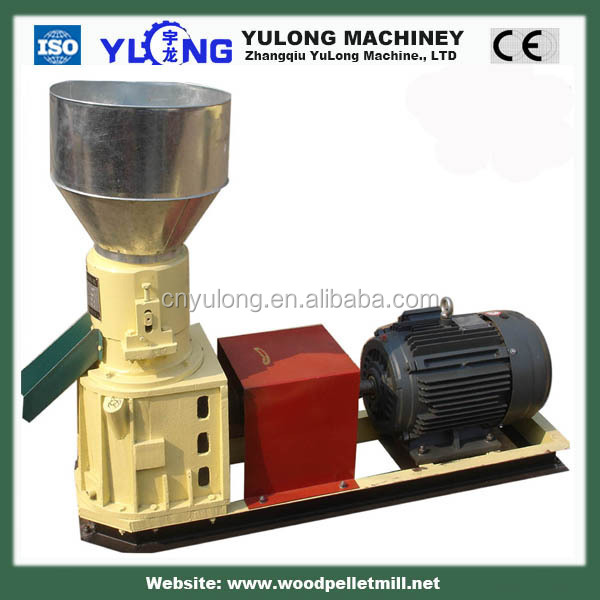 wood burning stove pellet making machine for goood sale