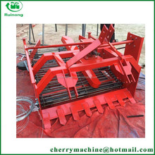 factory supply 2 rows sweet potato digger/harvester