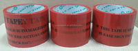 Colored printing Tape, Colored printing Bopp Tape, custom printed packing tape