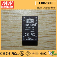MEAN WELL Constant Current 2~52V Output 350mA Dimmable PWM LED Transformer LDD-350H
