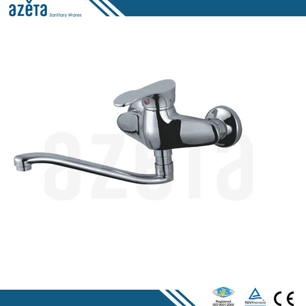 Kitchen Sink Faucet Mixer Taps Cheap Wall Mounted Kitchen Faucet
