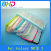 Colorful for Samsung Galaxy note 3 Frosted case