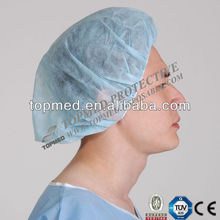 Cap !! non-woven pp disposable surgical cap pattern/doctor cap
