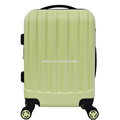 2016 modern economic abs pc travel luggage trolley suitcase bags cases set