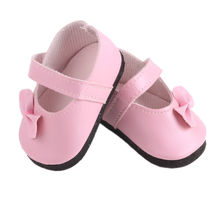 wholesale soft handamde doll shoes made in china